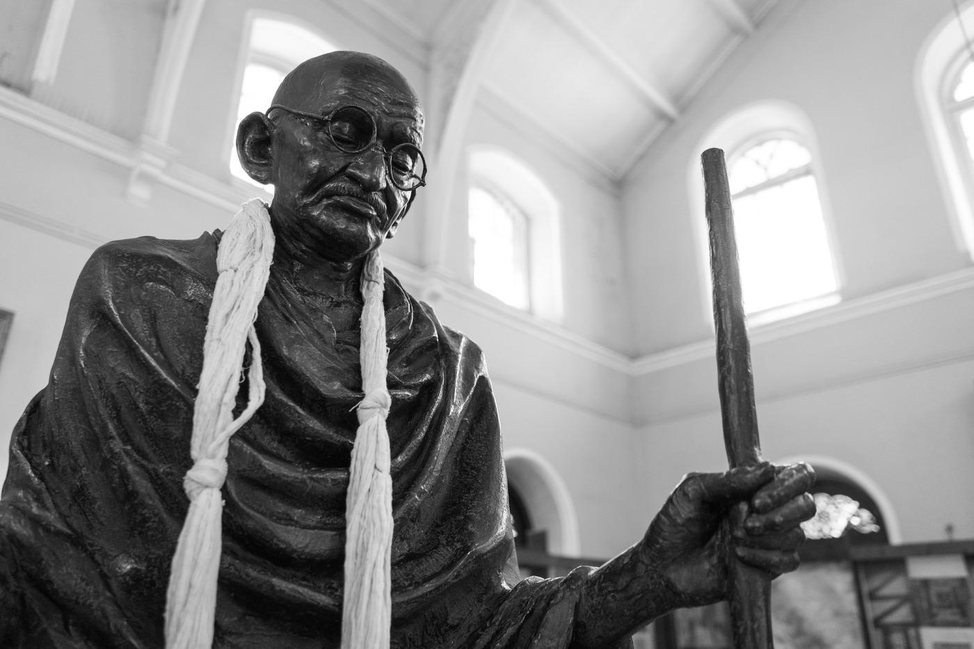Sample Essay: Gandhi
