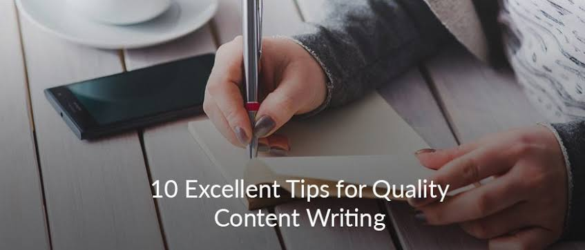Tips and Tricks for Quality Content Writing