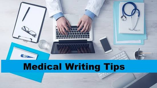 Tips for better Medical Writing